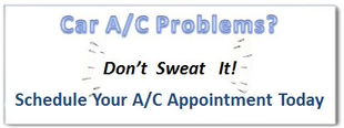BA Auto Care | Car AC Works Sometimes? Blowing cold today but warm